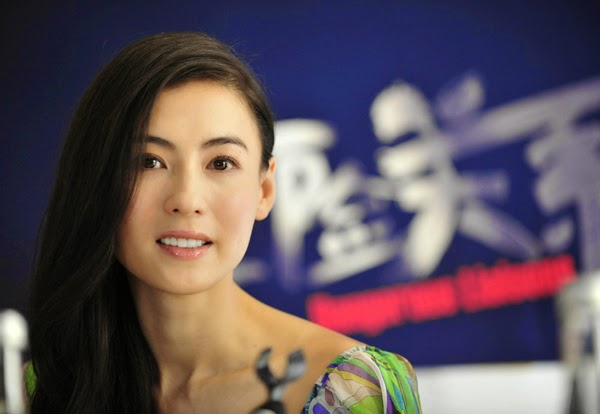 Cecilia Cheung denies being emotionally affected