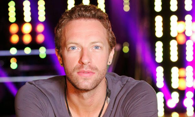 chris martin coldplay the voice p 2014