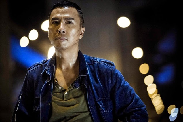 Donnie Yen is working tirelessly for the past year