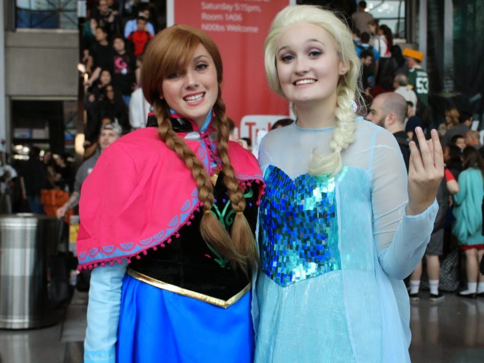 guardians of the galaxy wasnt the only big disney hit there were many versions of frozen princesses anna and elsa