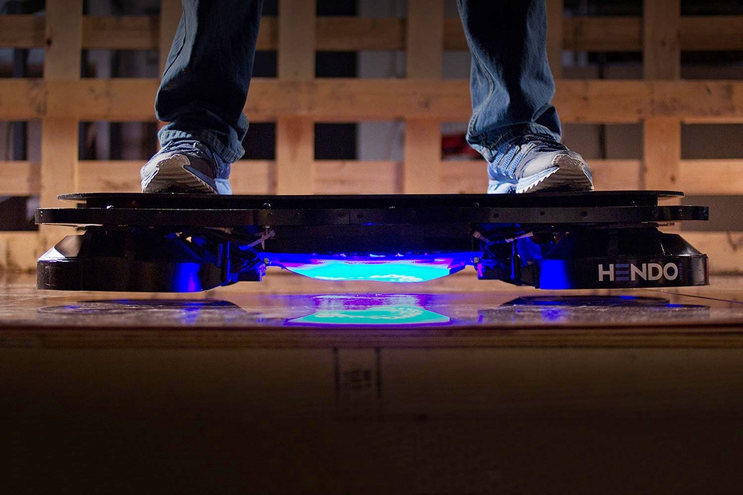 """The Hoverboard from """"Back to the Future"""" is finally real!"""