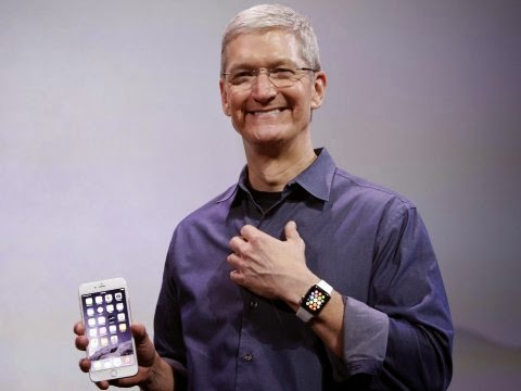 """Apple CEO Tim Cook: """"I'm proud to be gay!"""""""