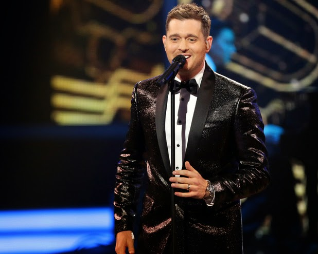 Michael Bublé is coming to Malaysia on 2015