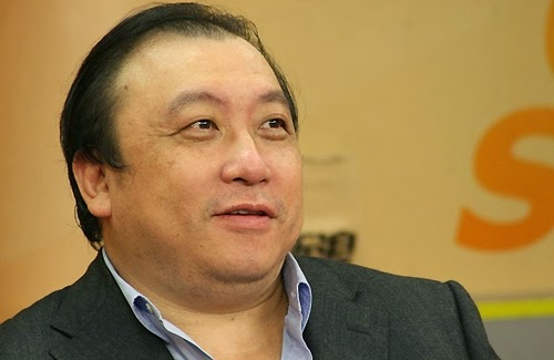 Wong Jing slams Occupy Central movement again