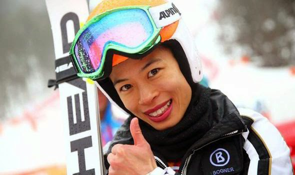 Violinist-Olympian Vanessa Mae banned for cheating