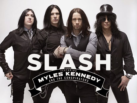 Slash to rock n' roll in Malaysia once again!