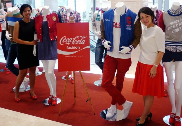 Coca-Cola launches clothing line in Malaysia