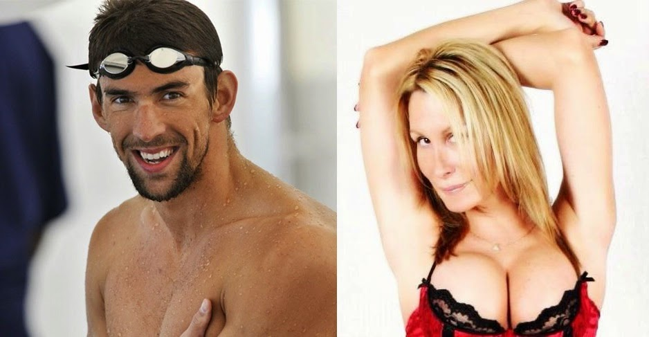 Michael Phelps' GF reveals she was born with male genitals