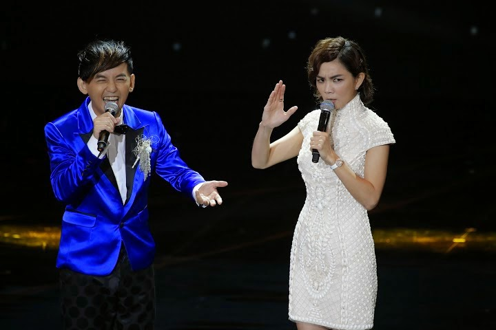 Ella Chen criticised for her hosting style