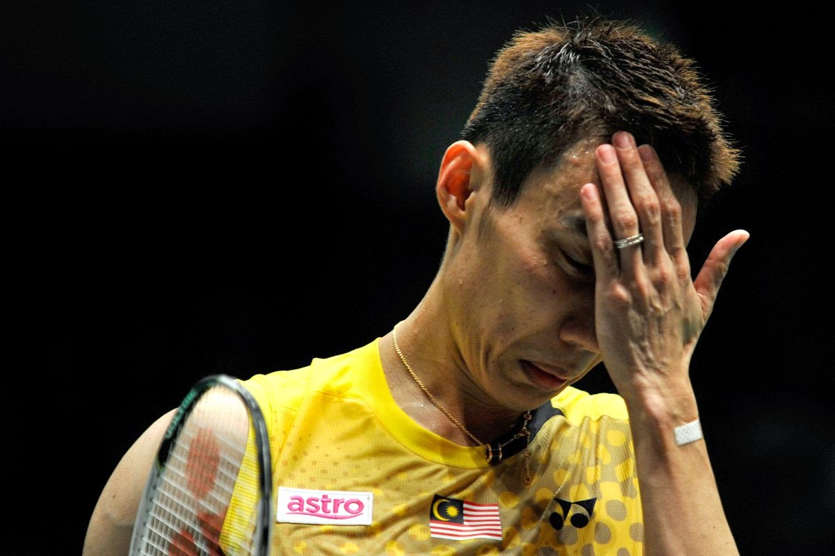 Lee Chong Wei breaks his silence over drug test result