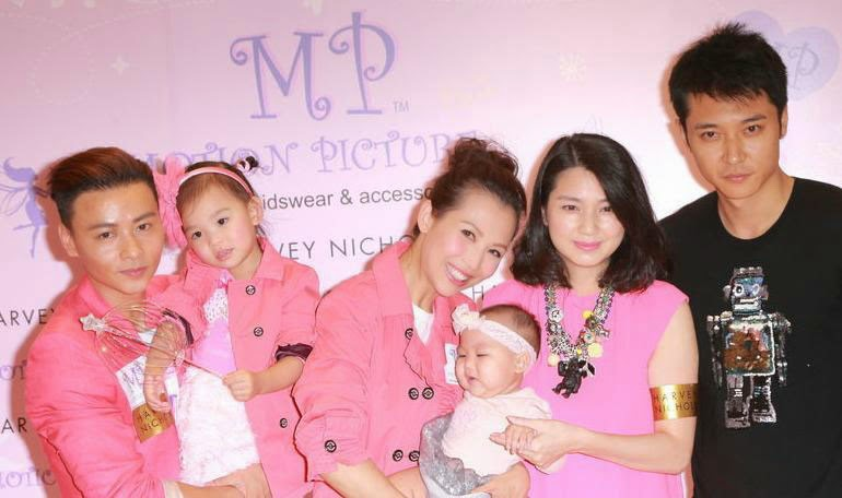 Ada Choi withdraws from children apparel business
