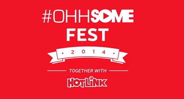 #OhhSOME Fest – Malaysia's biggest social media event