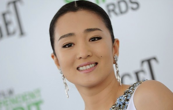 Gong Li has no issue with Joan Chen
