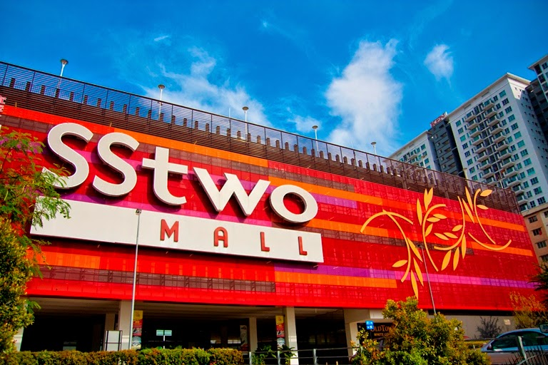 SSTwo Mall will be closing down soon!