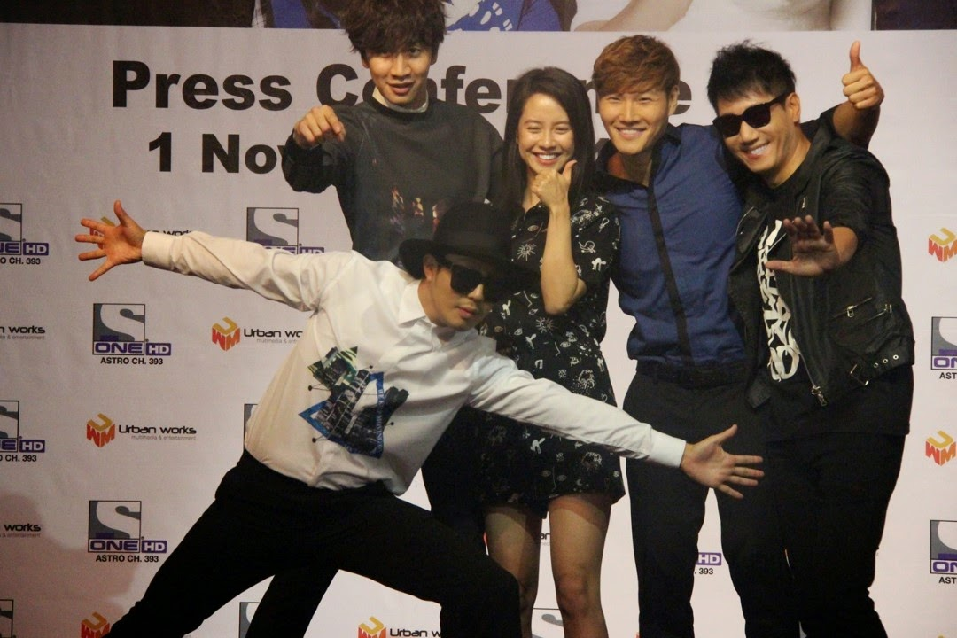 [Interview] Running Man stays committed because of gold