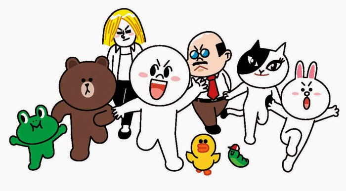 LINE Characters 700x387 1