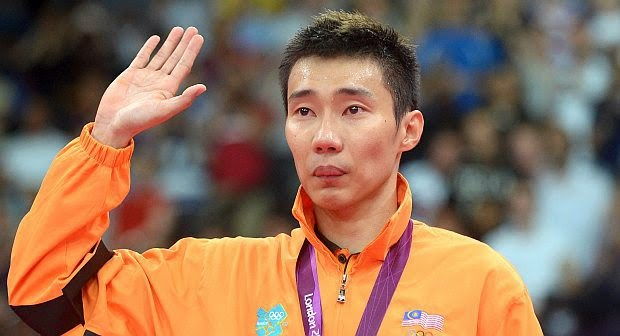 Lee Chong Wei's drug test comes out positive