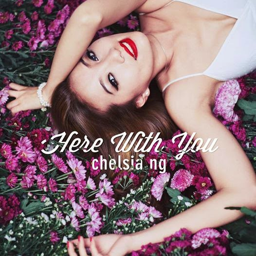 """Chelsia Ng relaunches debut album """"Here With You"""""""
