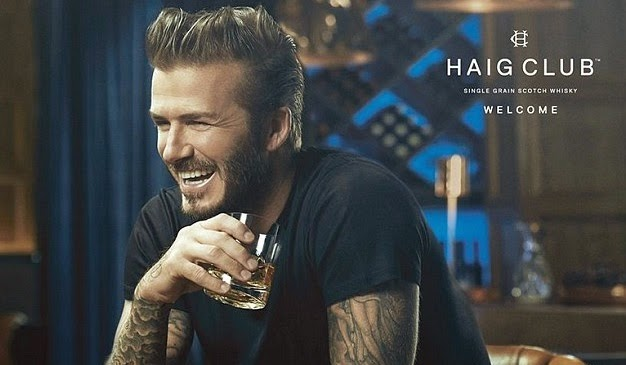 David Beckham will be in Malaysia for Haig Club whisky