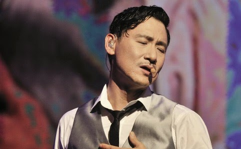 Jacky Cheung to perform at the Golden Horse Awards
