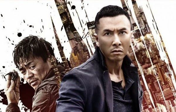 """Teddy Chan happy with """"Kung Fu Jungle"""""""