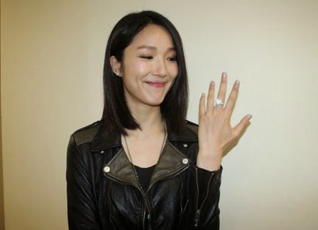 Leanne Li couldn't stop thinking about proposal