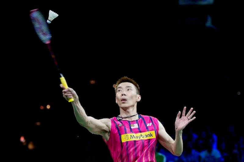 Lee Chong Wei temporarily suspended after doping result