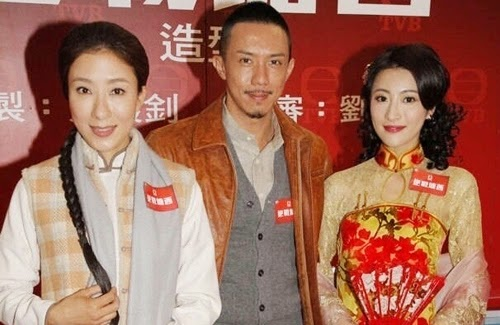 Louis Cheung plays a TVB lead for the first time