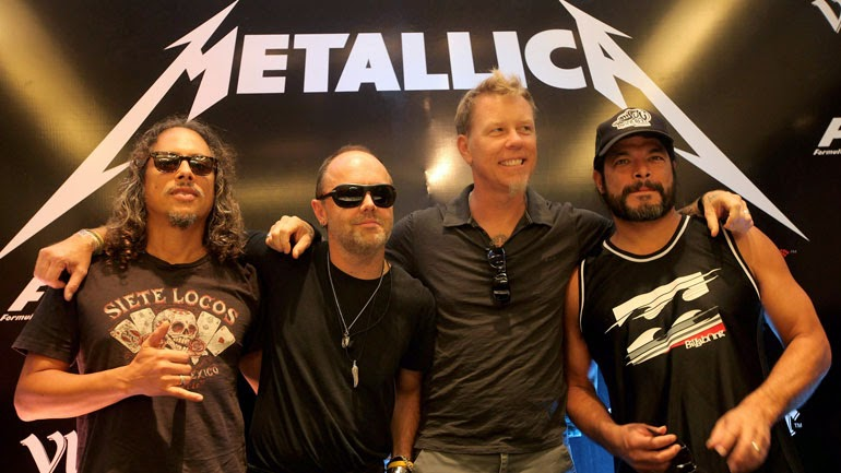 metallica cropped
