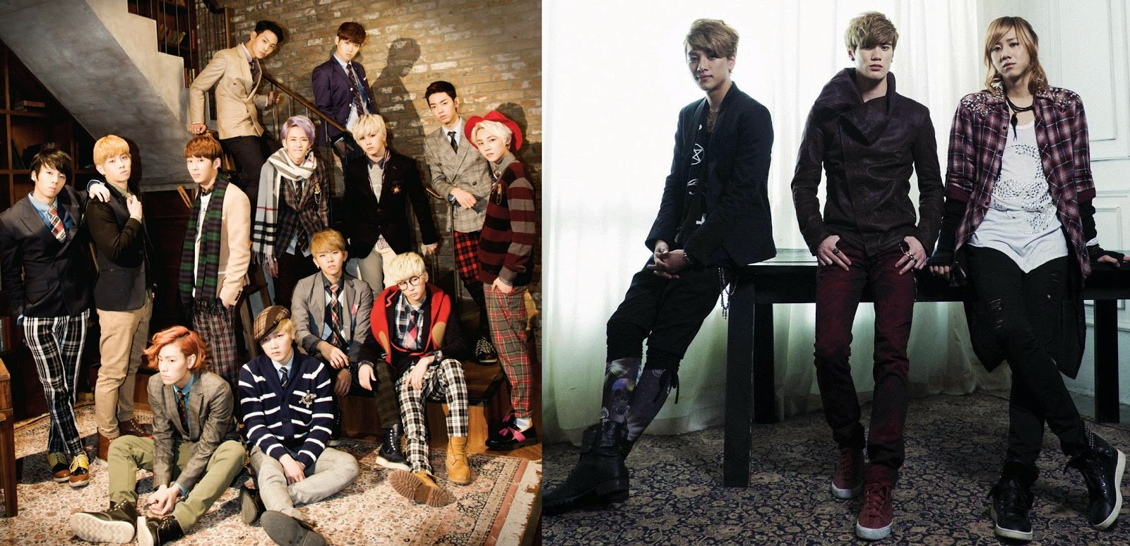 Topp Dogg and Lunafly in Malaysia this December!