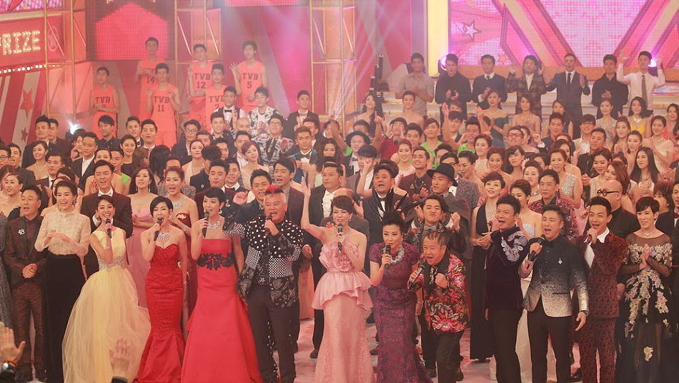 Viewers not amused with TVB Anniversary Gala