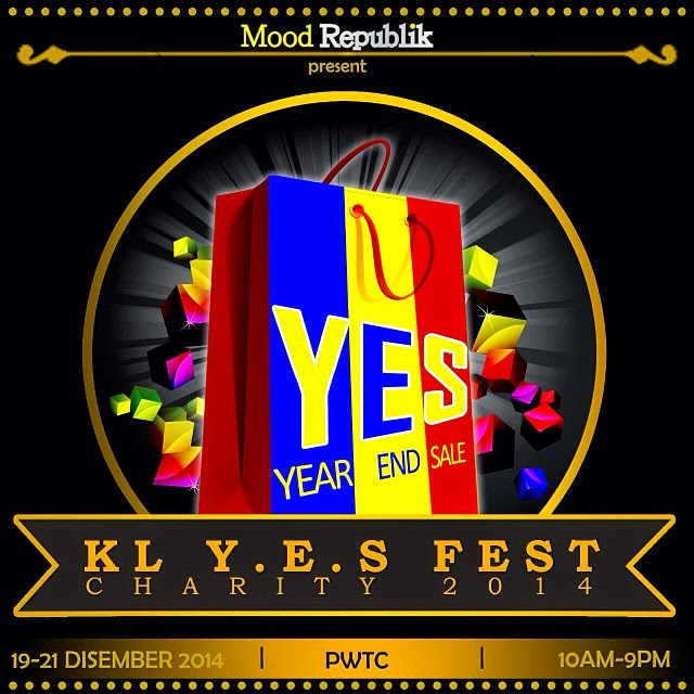 KL Y.E.S festival happening this weekend!