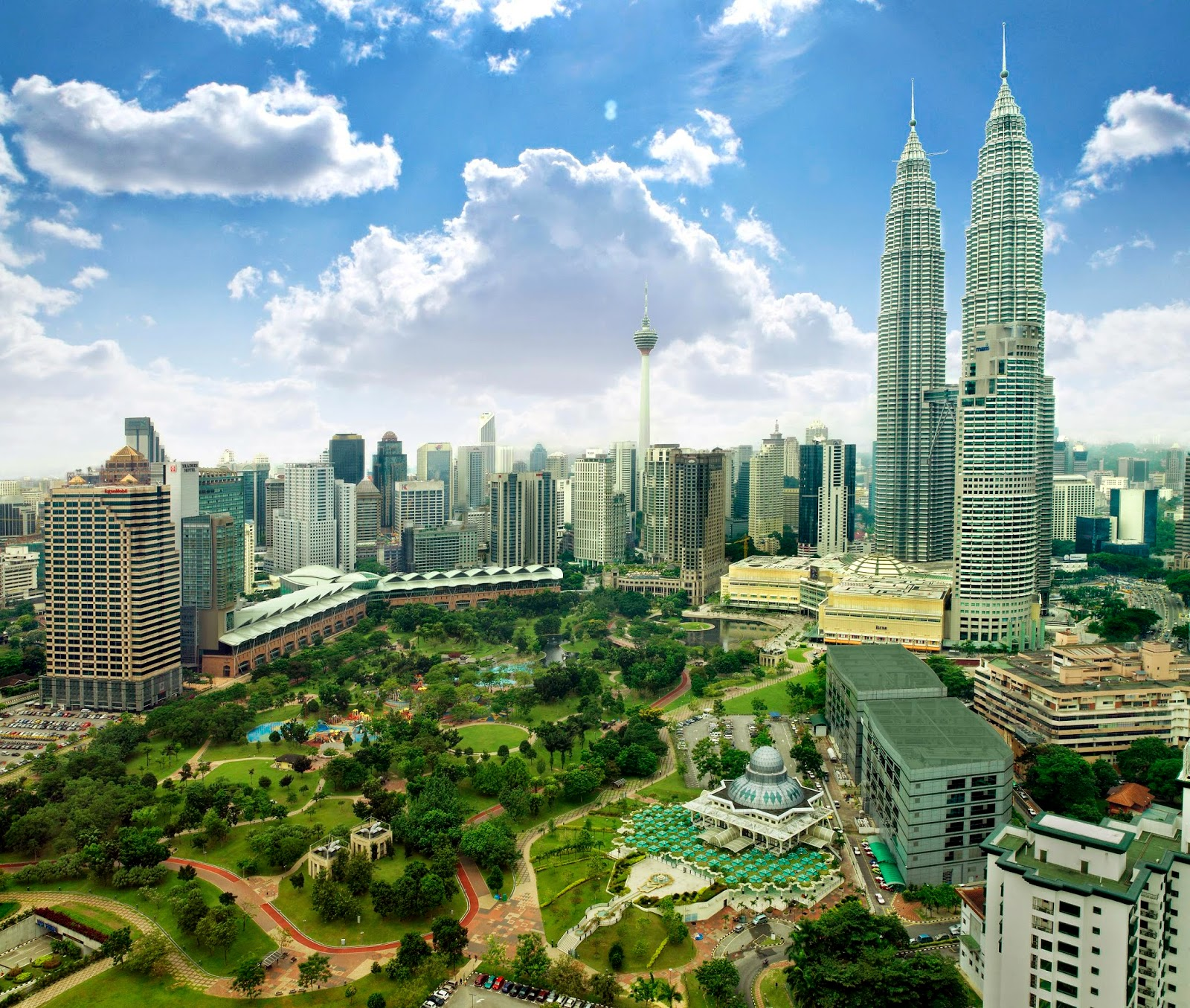 KL is one of the New Seven Wonders cities!