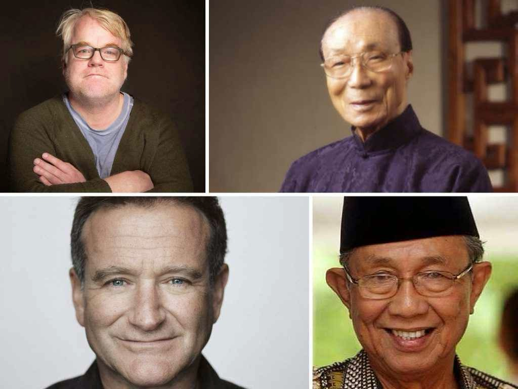 Year in Review: Notable Deaths of 2014