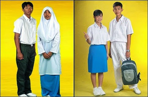 Form 6 students can now say goodbye to school uniforms
