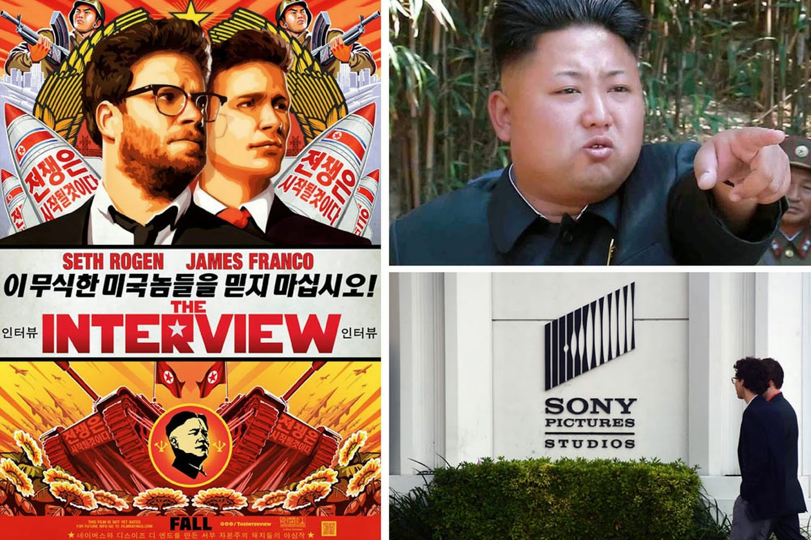 MAIN The Interview Sony Pictures Hack