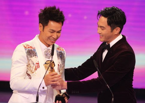 Roger Kwok wins TV King for the third time