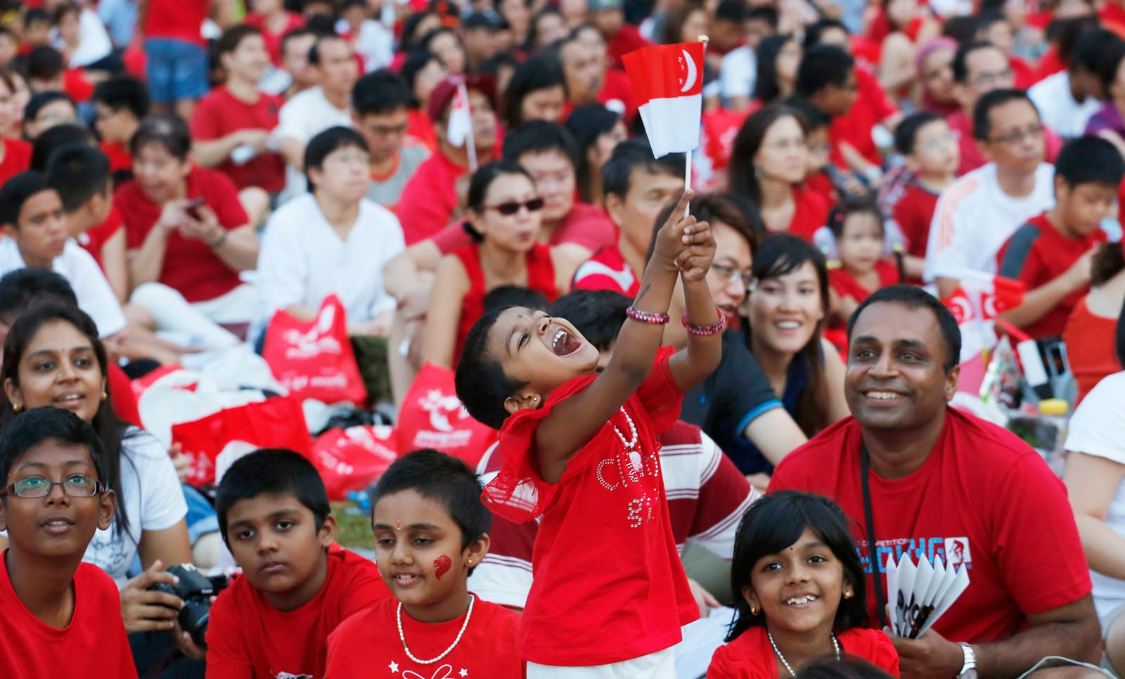 New Singapore's National day song in Tamil