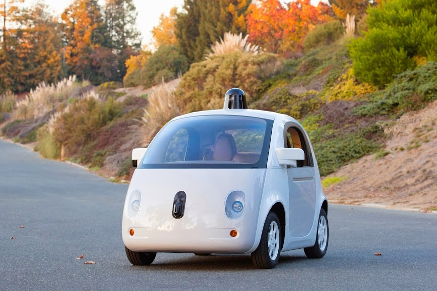 Google Car is the latest vehicle technology