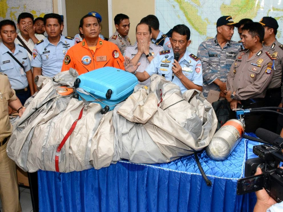 AirAsia QZ8501: Plane did not explode in mid-air