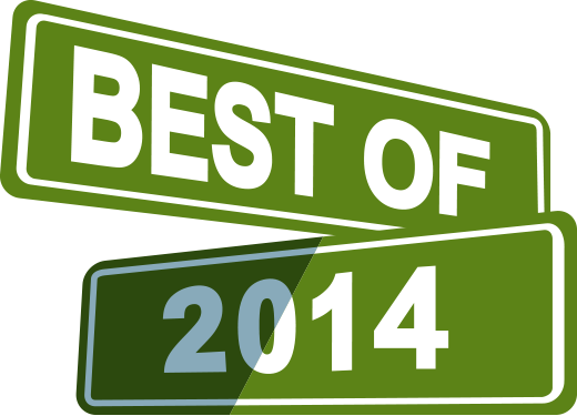 Year in Review: The Bright Side of 2014