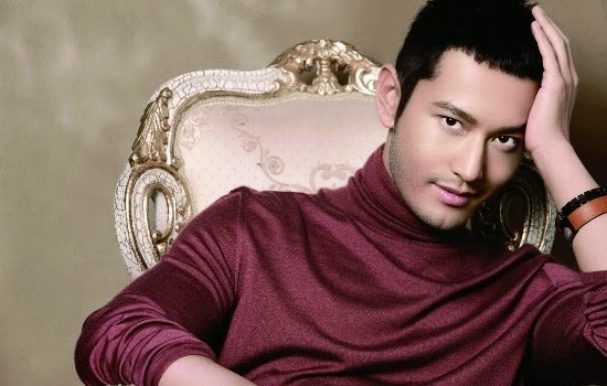 Huang Xiaoming on his wedding: It should be next year!