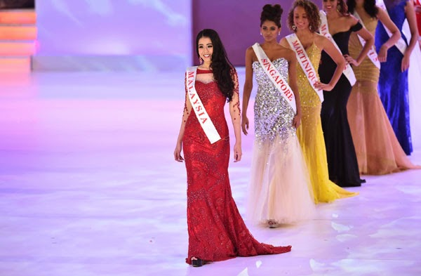 Miss Malaysia shines at World Pageant