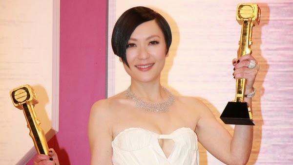 Kristal Tin: Even I would vote for Charmaine Sheh!