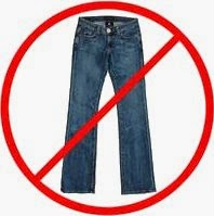no jeans allowed1