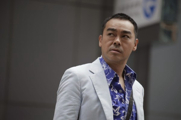 Sean Lau doesn't think much about losing awards