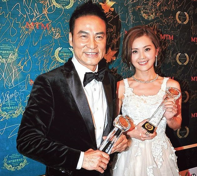 Simon Yam, Charlene Choi win Best Actor and Actress