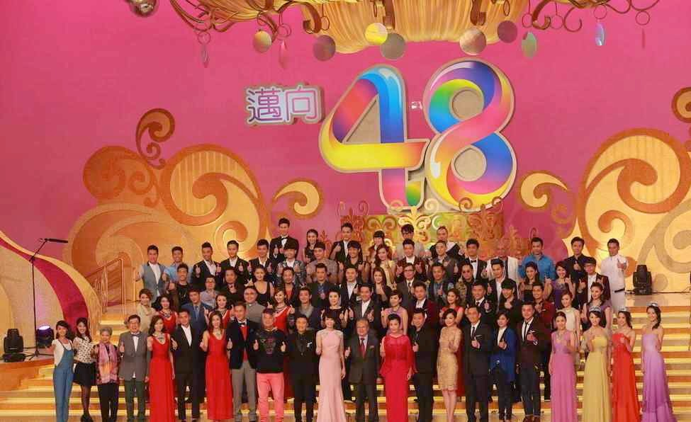 TVB releases this year's list of nominations