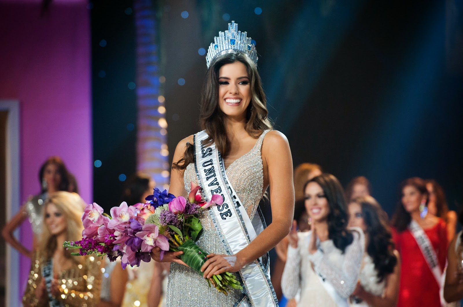 Miss Colombia is the new Miss Universe of 2014