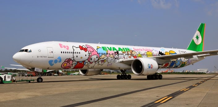 Hello Kitty Jet to have permanent route to Singapore